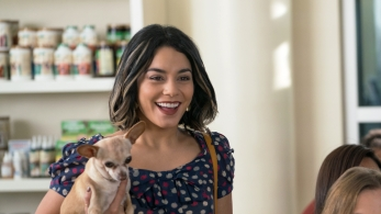 "Vanessa Hudgens stars as ""Tara"" in Ken Marino's DOG DAYS, a LD Entertainment release. Credit : Jacob Yakob / LD Entertainment"