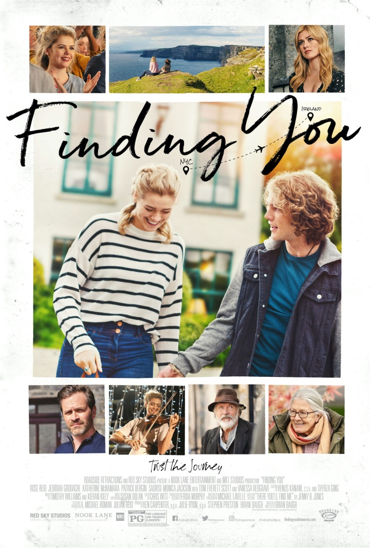 Finding You… {Giveaway}